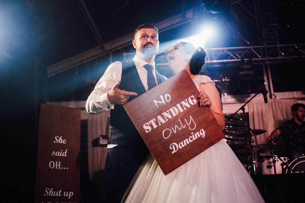 Sign Signs Signage Longton Wood Wedding Alex Tenters Photography
