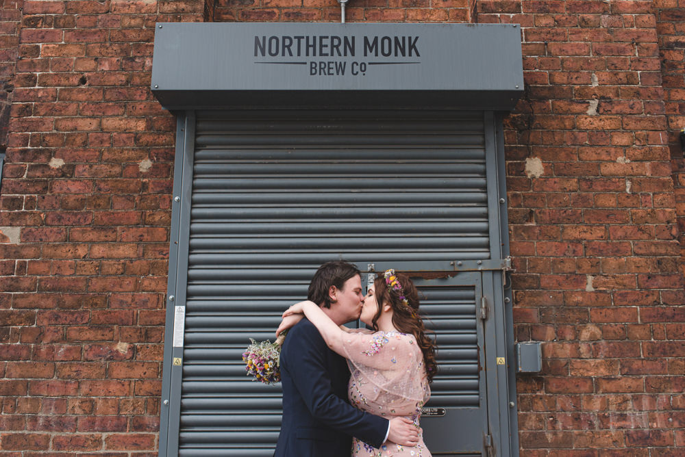 Northern Monk Brewery Wedding Lisa Howard Photography