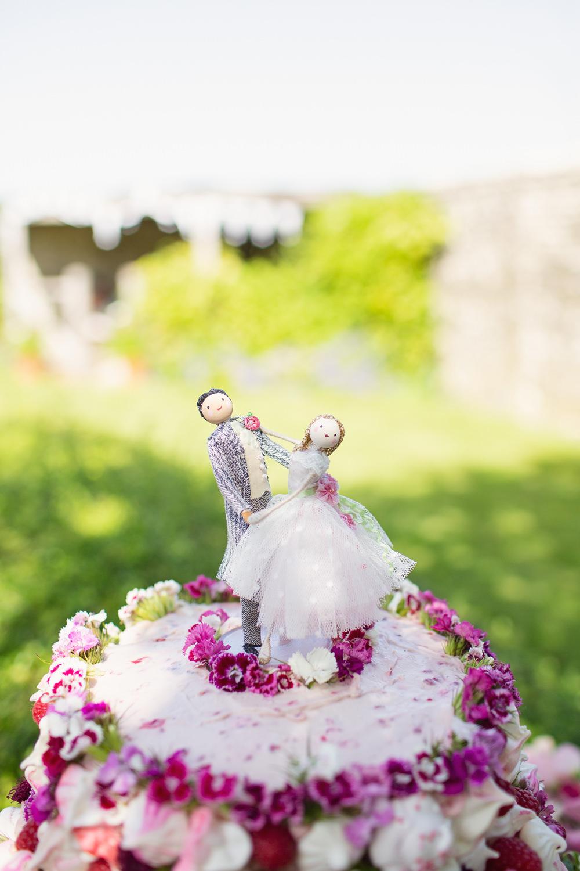 Cake Topper Bride Groom Rustic Tipi Wedding Cotton Candy Weddings