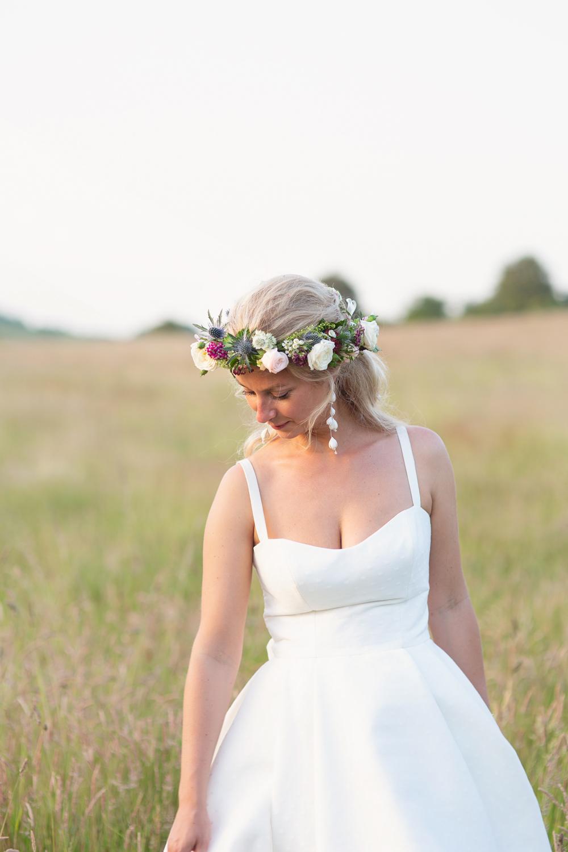 Bride Bridal Dress Gown Jesus Peiro Straps Rustic Tipi Wedding Cotton Candy Weddings