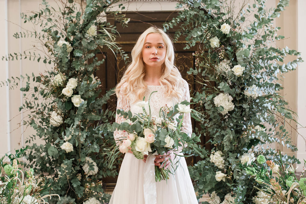 Whimsical Elegant Wedding Ideas Mandorla London