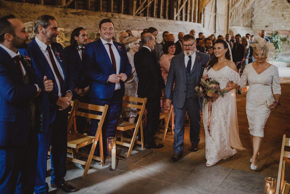 Wiltshire Barn Wedding Photography34