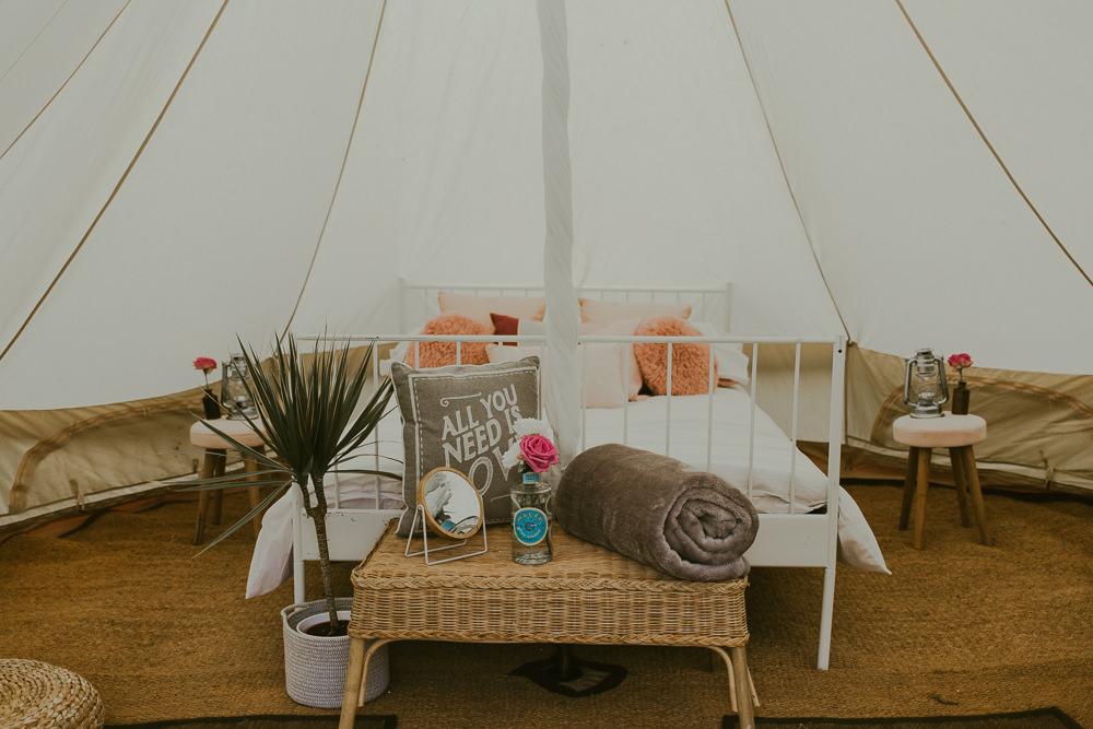 Yurt Honeymoon Suite Dreamy Woodland Wedding Ideas Jasmine Andrews Photography