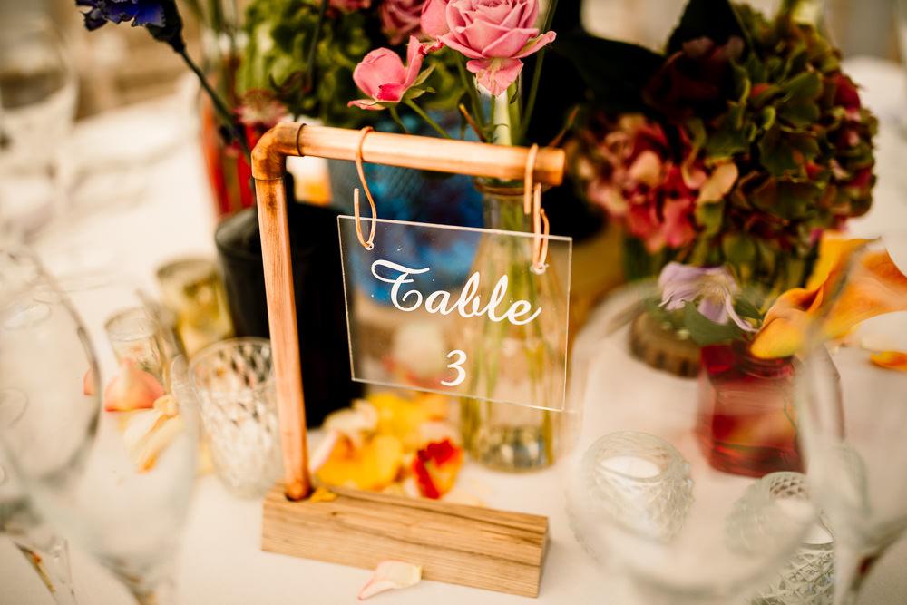 Wedding Table Names Hayley Baxter Photography