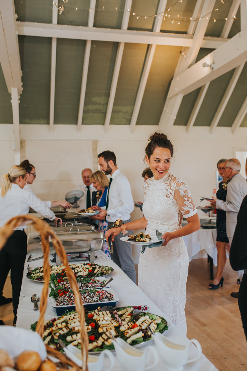 Thorpeness Country Club Wedding Charlotte Razzell Photography