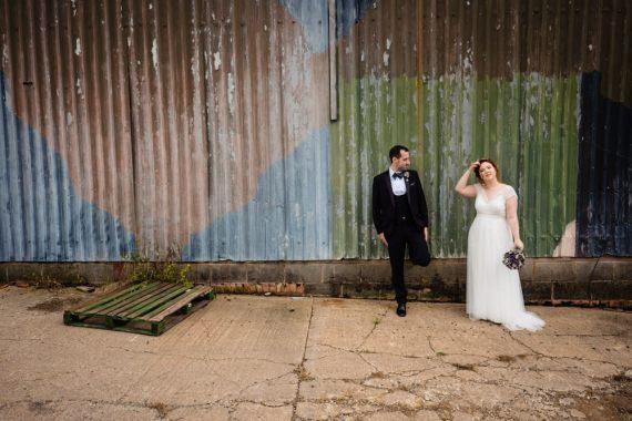 Cowshed Woodhall Farm Wedding Emma and Rich