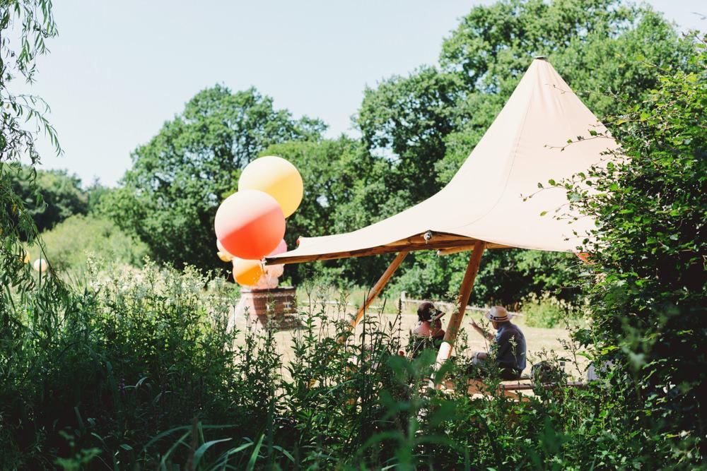 Stretch Tent Yew Tree Lakes Wedding Charlotte Hu Photography