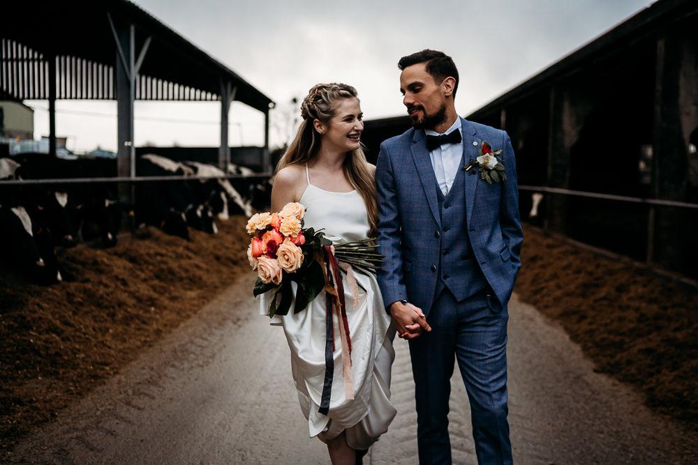 Balloon Wedding Ideas Leesha Williams Photography