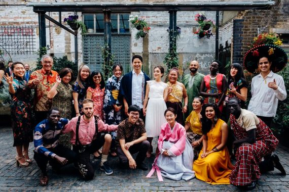 East London Wedding Marianne Chua Photography