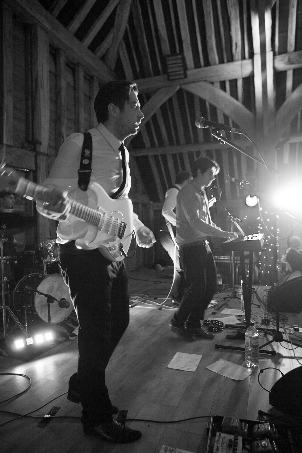 Seventh Second Entertainment Live Wedding Bands