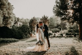 Earth Tone Wedding Aline Marin Photography