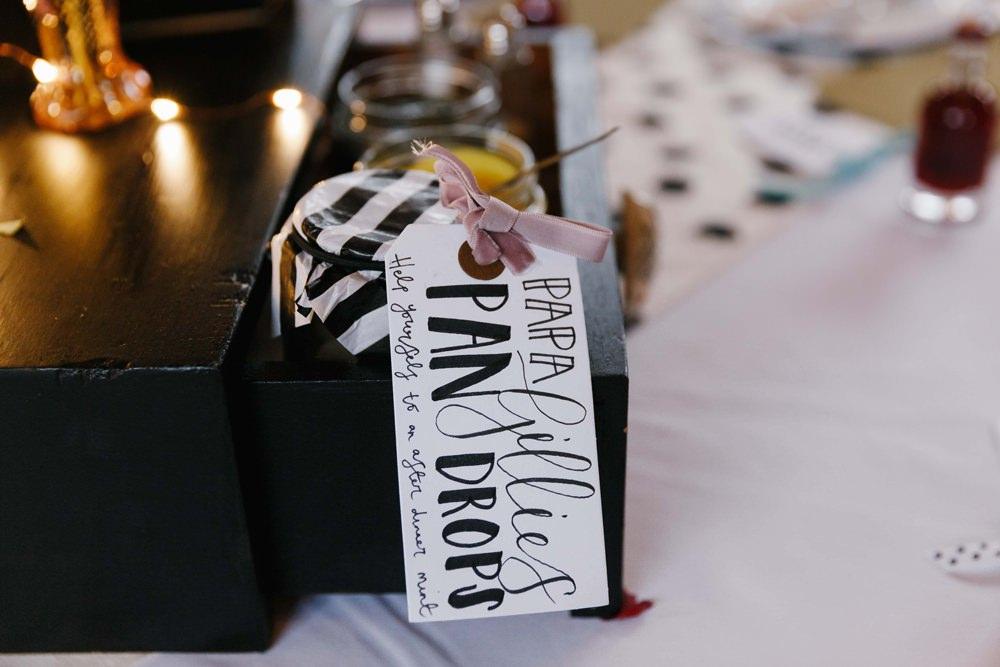 Wedding Favour Ideas Emily + Katy Photography