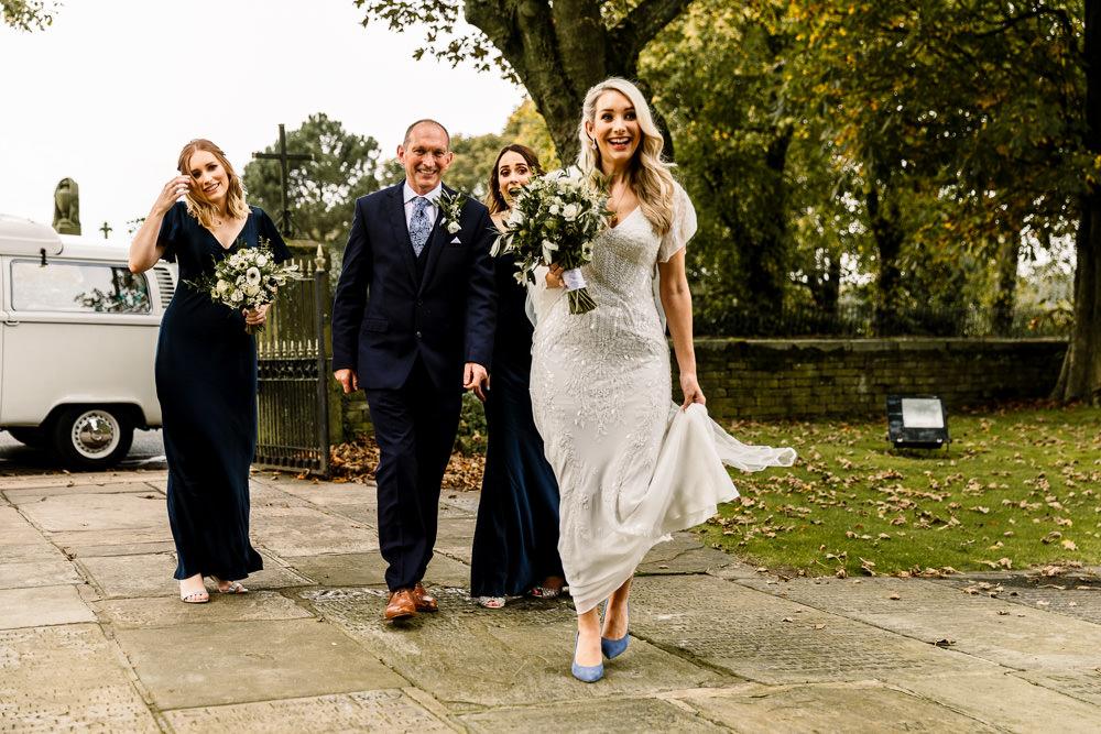 Industrial Mill Wedding Hayley Baxter Photography
