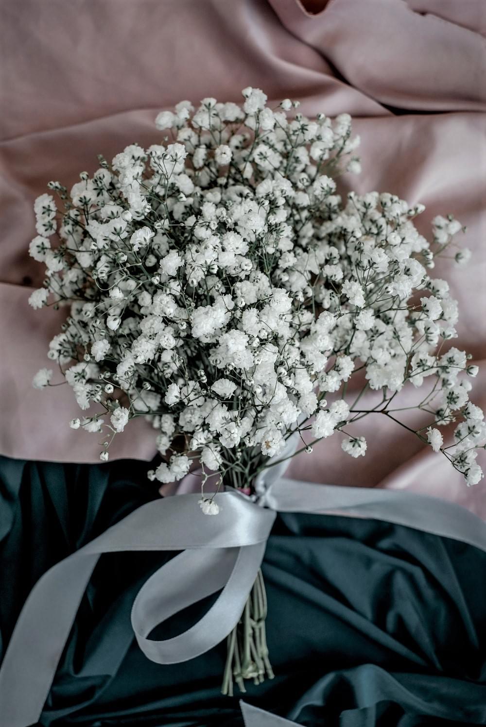 Bouquet Flowers Bride Bridal Bridesmaid Gyp Gypsophila Philippines Wedding The Backyard Studios