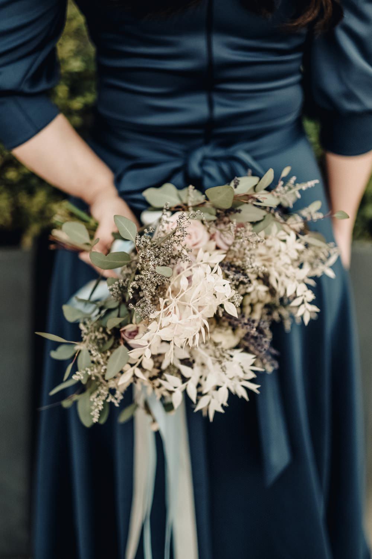 Bouquet Flowers Bride Bridal Eucalyptus Philippines Wedding The Backyard Studios