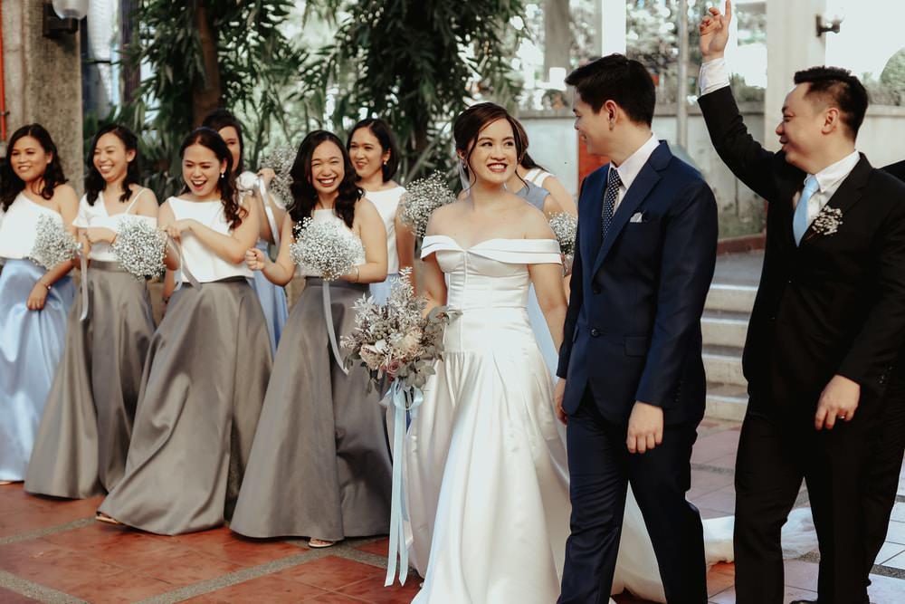 Philippines Wedding The Backyard Studios