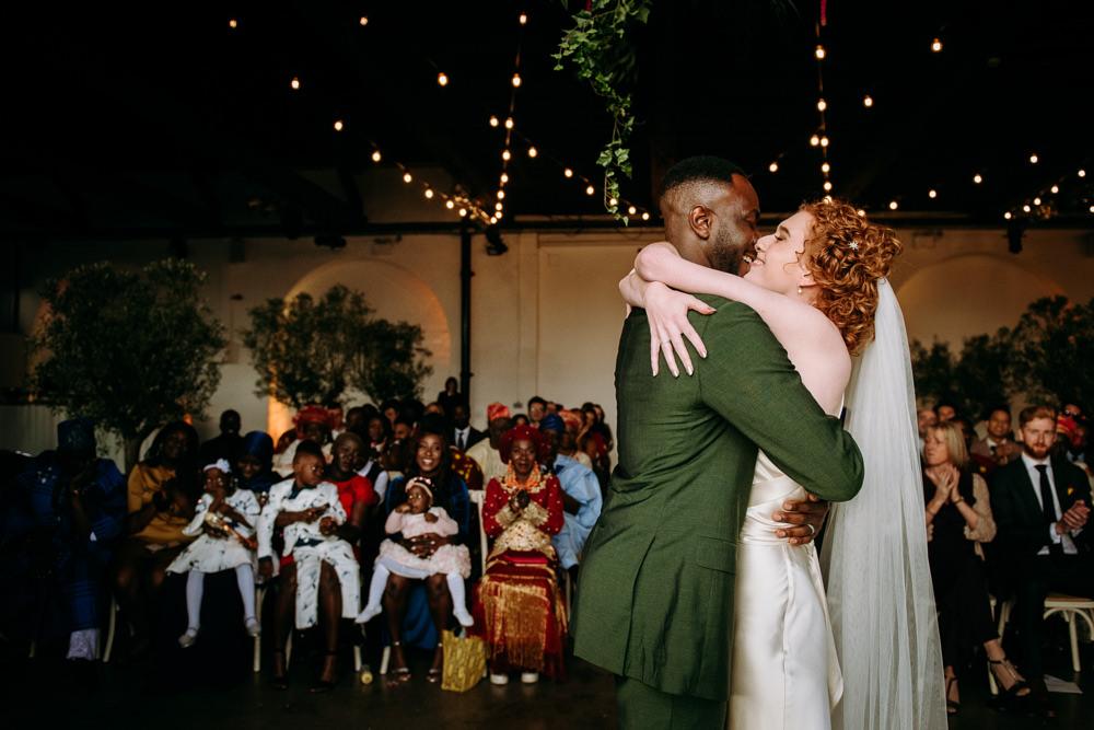 British Nigerian Wedding Andrew Brannan Photography