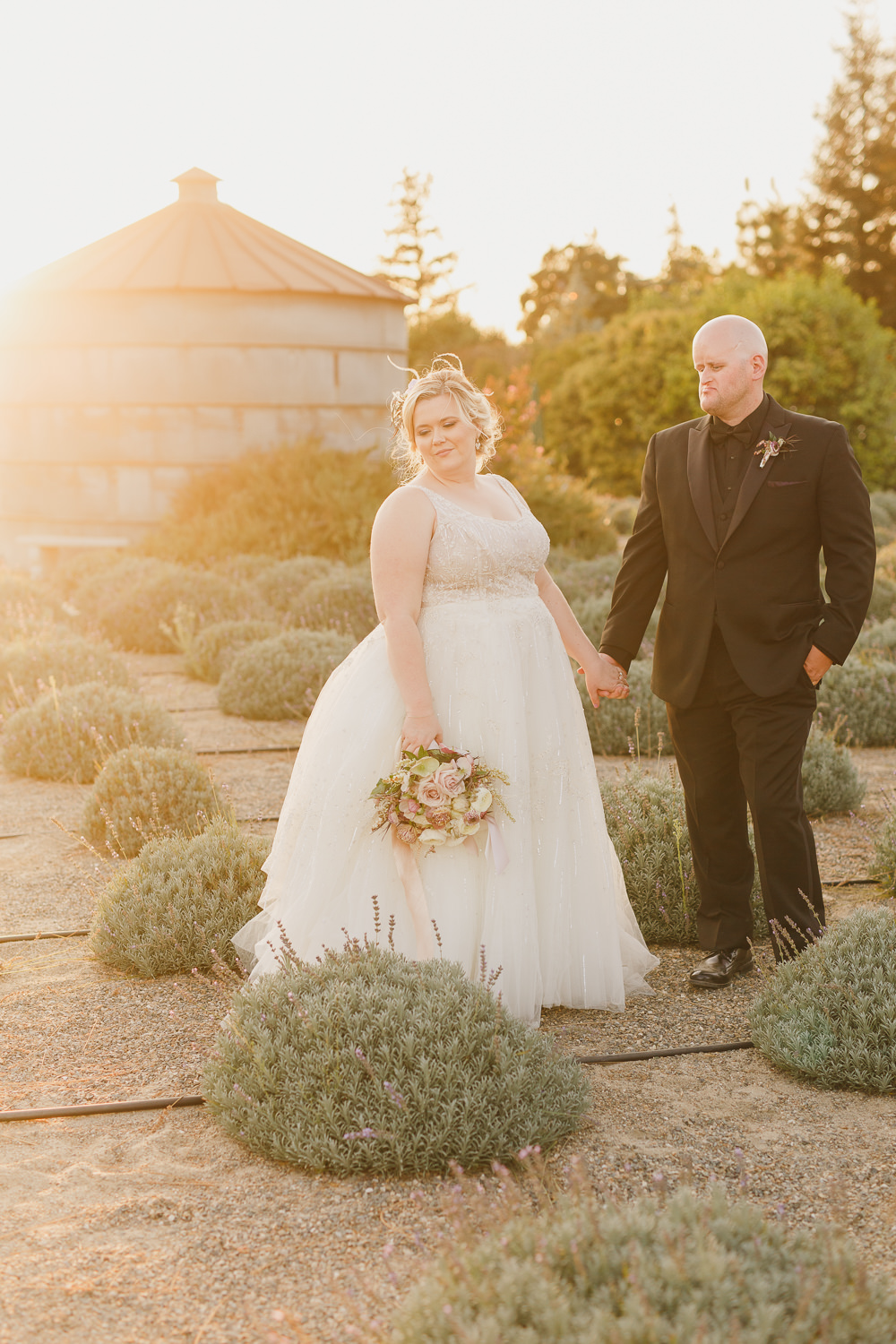 Enchanted Forest Wedding Kristen Booth Photography