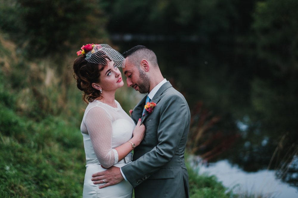 Glenarm Castle Wedding Jonathan Ryder Photography