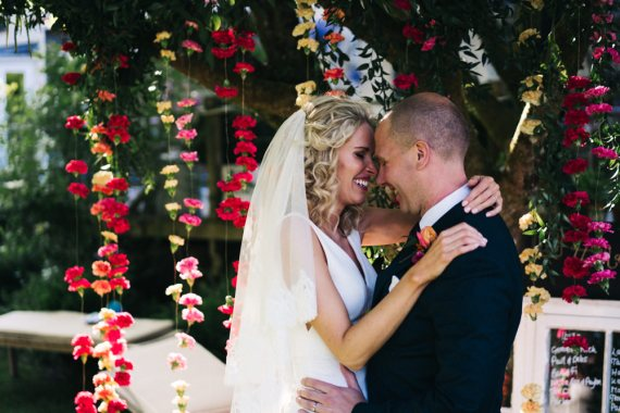 Bright Wedding Sally T Photography