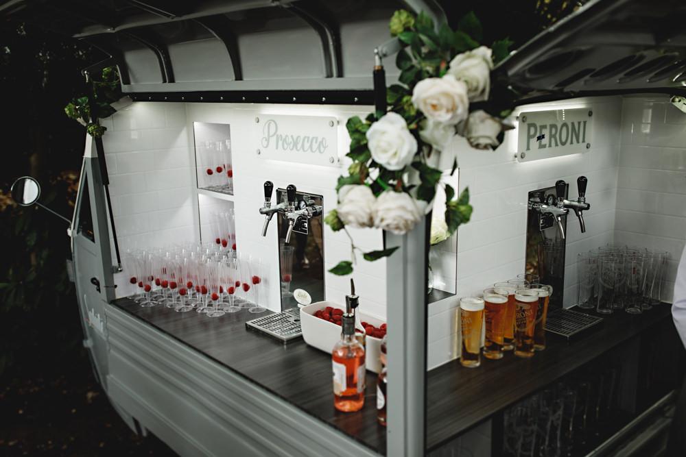 Prosecco Van Dunchurch Park Hotel Wedding HBA Photography
