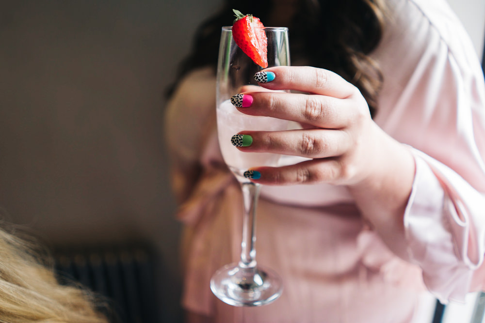 Hammer and Pincers Wedding Sally T Photography Bride Bridal Nails Manicure