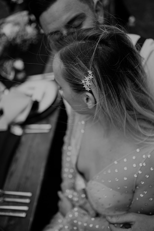 Bride Bridal Hair Accessory Comb Pin Midsummer Night's Dream Wedding Ideas Dani Louise Photography