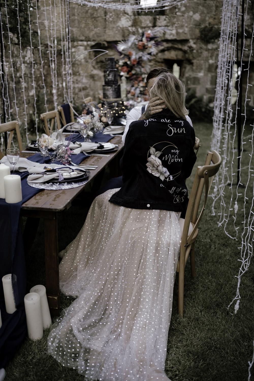 Fairy Light Tunnel Midsummer Night's Dream Wedding Ideas Dani Louise Photography