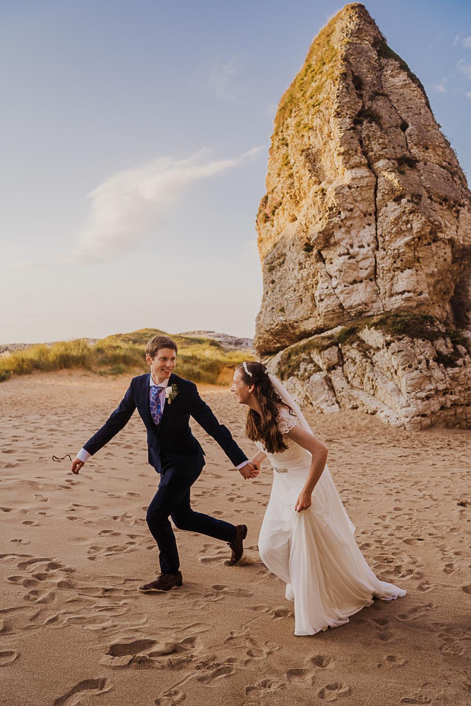 Socially Distanced Wedding Tiffany Gage Photography