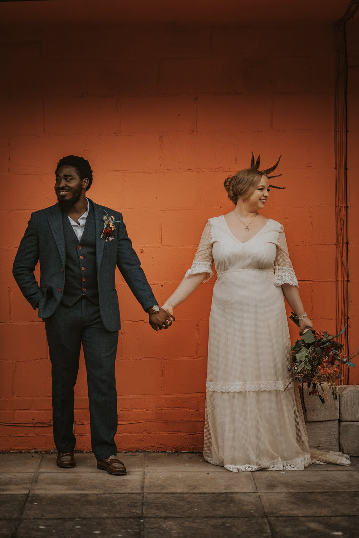 Art Wedding Ideas Tom Halliday Photography