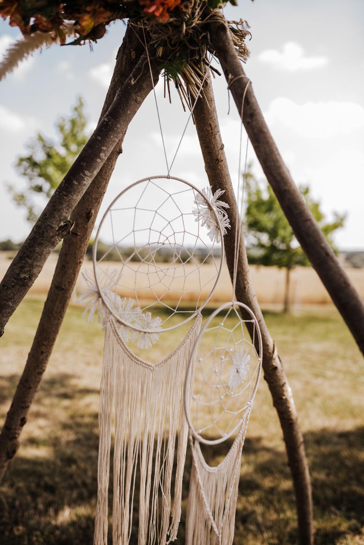 Dreamcatcher Decor Boho Wedding Ideas Roshni Photography