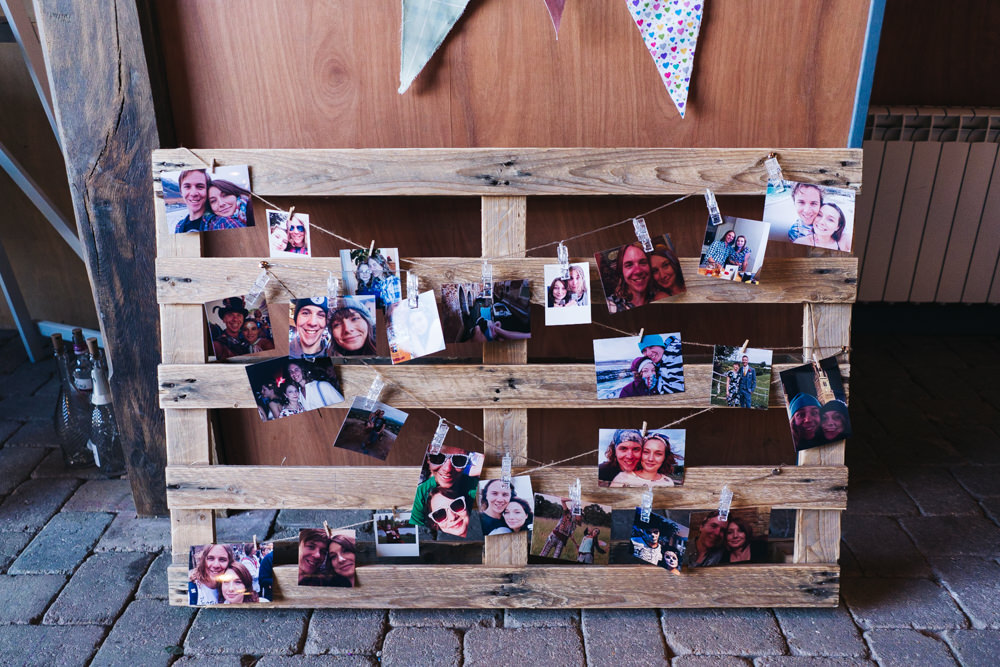 Wooden Pallet Photos Castle View Wedding Sally T Photography