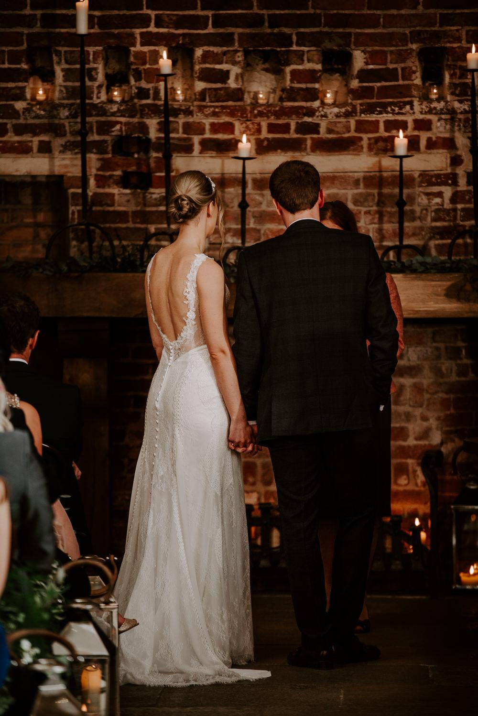 Hazel Gap Barn Wedding The Light Painters