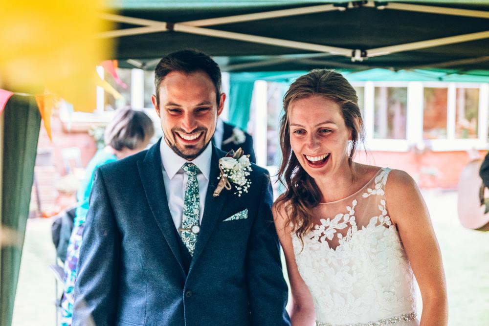 Two Part Wedding Erica Hawkins Photography