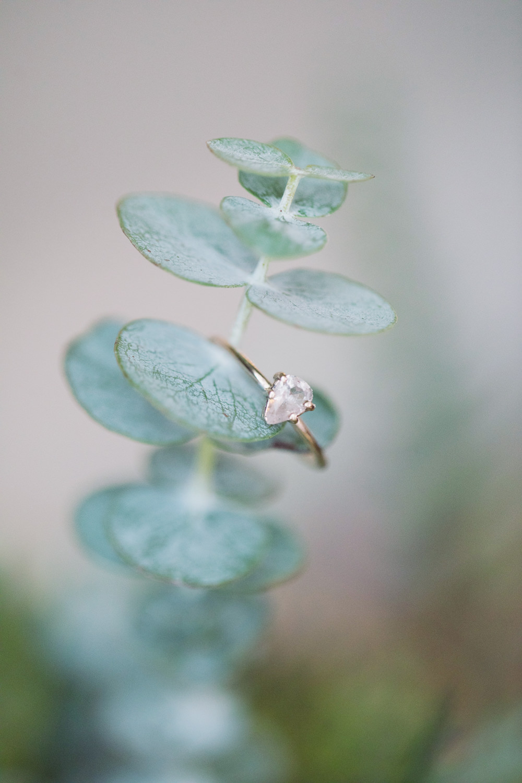 Engagement Ring Bride Bridal Hide Sheffield Wedding Sasha Lee Photography