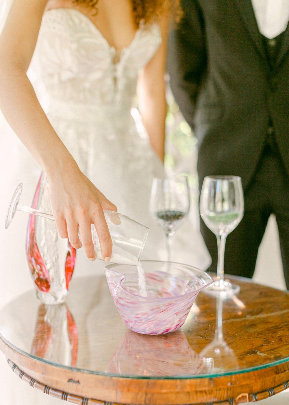 Sand Pouring Ceremony Stately Home Wedding Whitney Lloyd Photography
