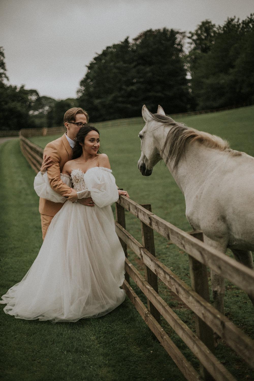 Thirlestane Castle Wedding Bernadeta Kupiec Photography