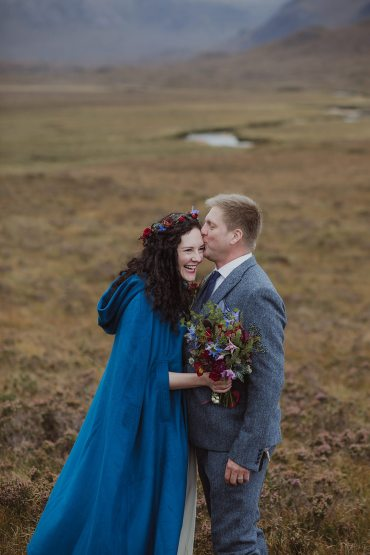 Isle Of Skye Elopement Maureen Du Preez