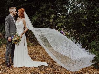 ELU Designs Bridalwear & Veil Designer Wedding Fashion