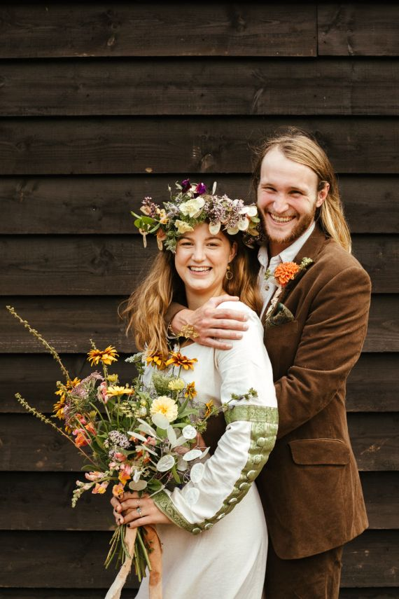 Old English Wedding Eneka Stewart