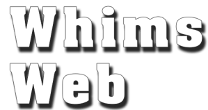 Whims Web Website Design, Photography and Video Production