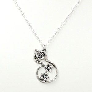 Flowers of Plenty Necklace