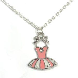 Children's Ballerina Necklace