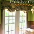 Diy balloon curtains whimsy in love