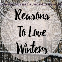 Reasons To Love Winters
