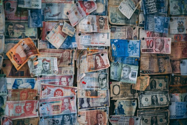 Money Wall - Clearing Money Blocks