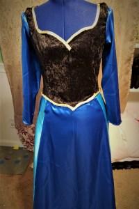 Anna costume