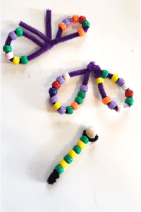 Pipecleaner Butterfly Craft