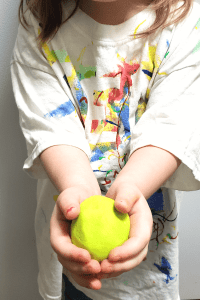 DIY Bath Time Playdough