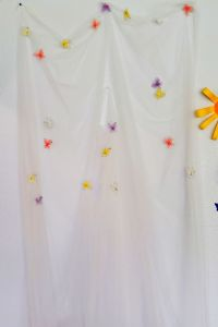 fairy party backdrop